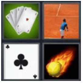 4 Pics 1 Word 3 Letters Answers Updated For 2019